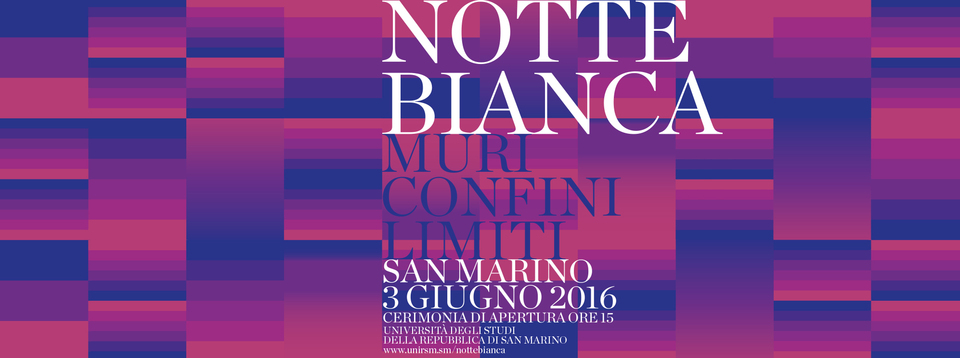 Cover notte bianca